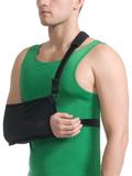 MedTextile № 9912 Поддерживающий бандаж на руки, облегченный, черный