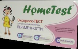 HomeTest №2 Тест для ранней диагностики беременности (2шт.)