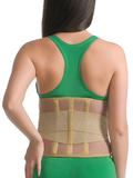 MedTextile №3041 Согревающий корсет, ортопедический, 3 ребра жесткости