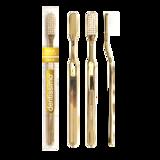 Medium Gold Зубная Щетка