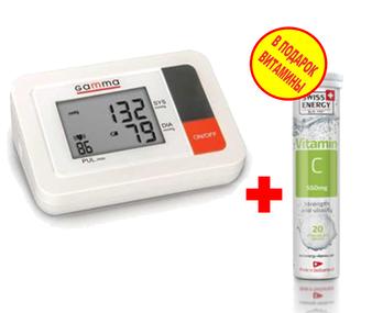 Gamma Control+ в подарок витамины Swiss Energy