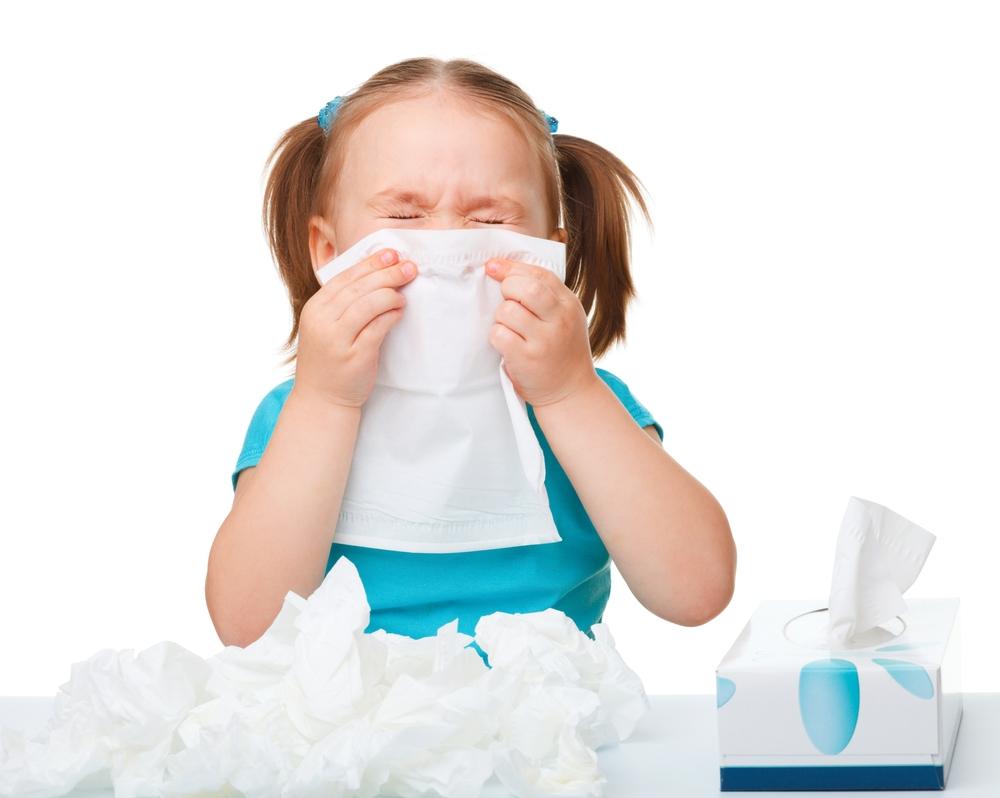 Сезонные простуды и другие заболевания дыхательных путей
